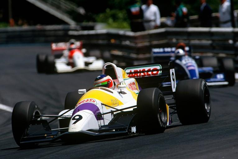 海外レース他 | 往年のF3000チーム『イル・バローネ・ランパンテ』の名がFV8 3.5に復活へ