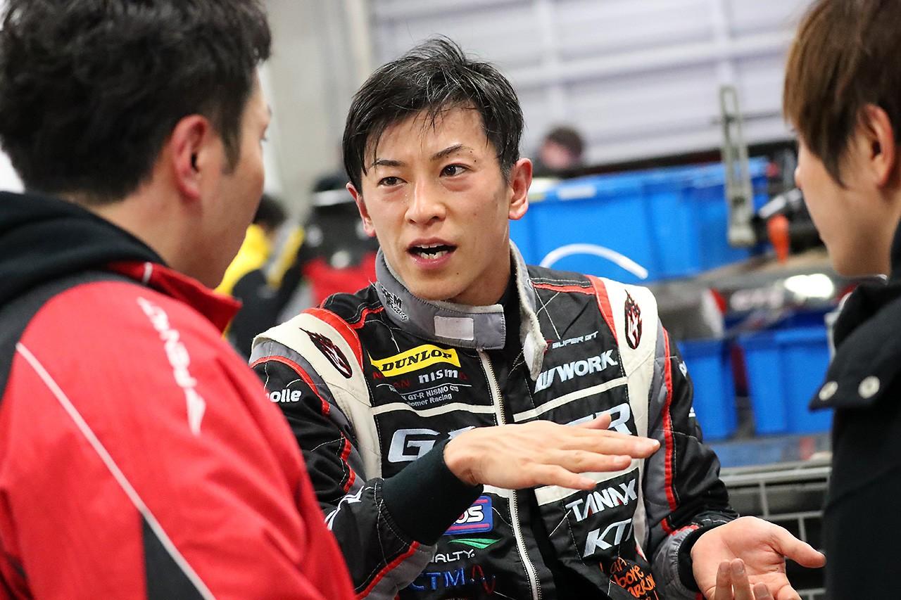 GAINER加入の吉田広樹「まずは表彰台。そして優勝を目指したい」