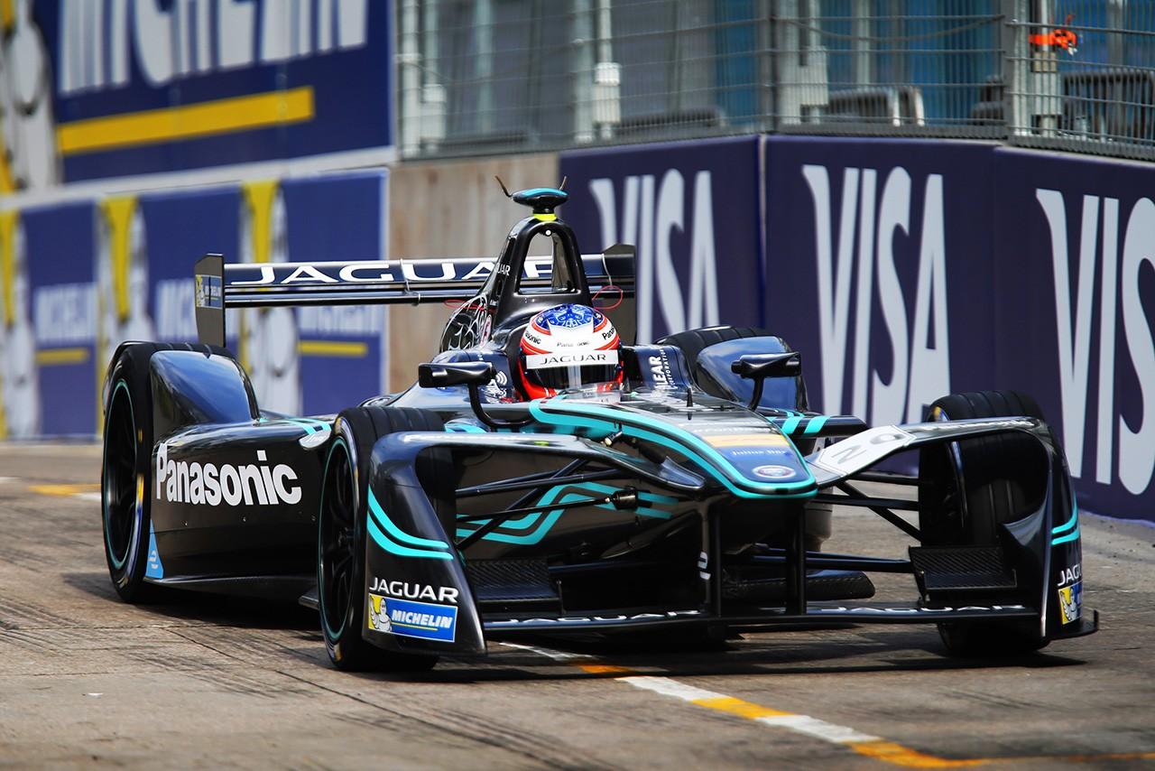 F1引退撤回のマッサが、来週にジャガーのフォーミュラEカーをテスト