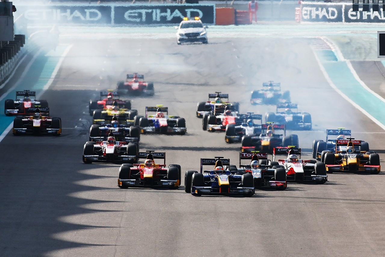 GP2/GP3の2017年カレンダーが発表。へレスサーキットで初開催