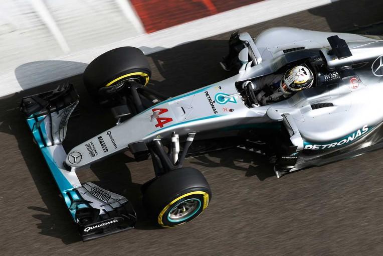 F1 | メルセデスF1、安全装備大手のOMPとチームサプライヤー契約
