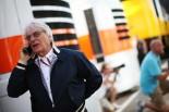 F1 | F1ライバルシリーズ立ち上げのうわさを受け、エクレストンが声明