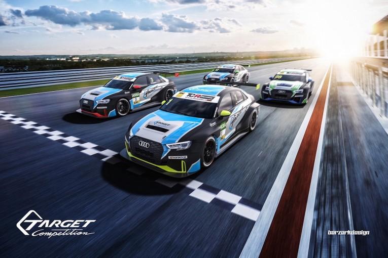 海外レース他 | TCRドイツ:32台の大量エントリー見込む。アウディRS3 LMSが早くも一大勢力に