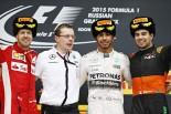 F1 | F1ロシア決勝トップ10ドライバーコメント