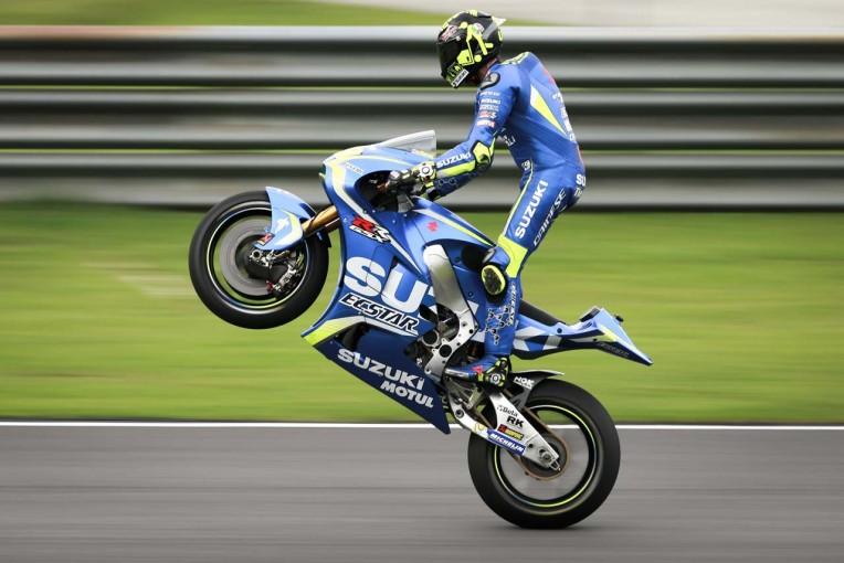 MotoGP | MotoGP:セパンテスト2日目/スズキのイアンノーネが最速。ヤマハが新設計のカウルを試す場面も