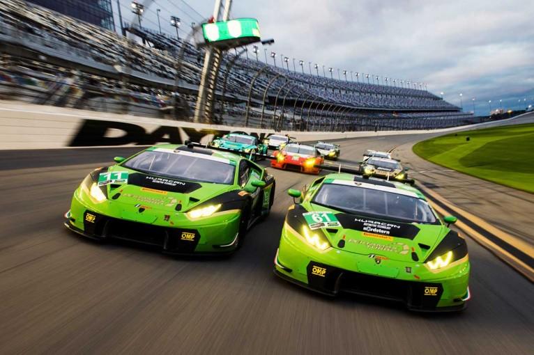 コラム   強まるレース色。ランボルギーニがLM GTEへのワークス参戦を視野に【大谷達也コラム第6回】
