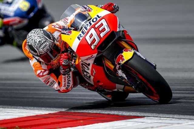 MotoGP | MotoGP:マルケス「2種類のエンジンをテストした」/ホンダ勢セパンテスト初日コメント