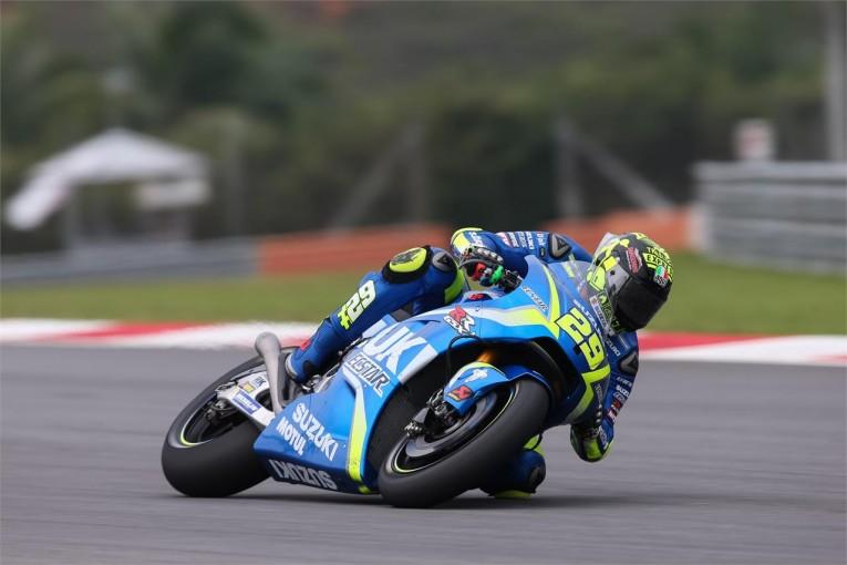 MotoGP | MotoGP:イアンノーネ「自信を取り戻したい」/スズキ勢セパンテスト初日コメント