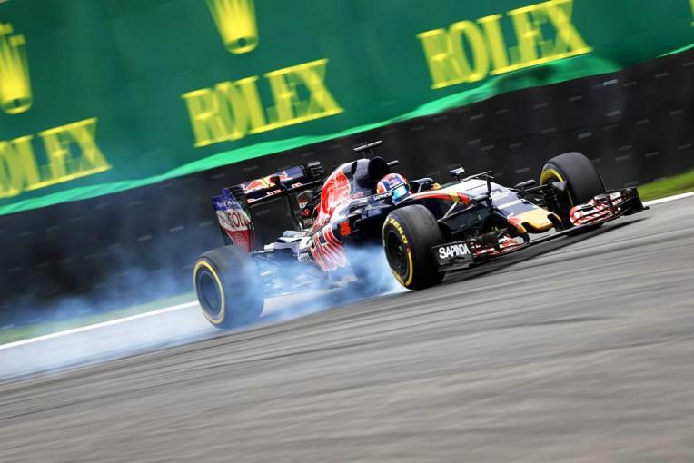 F1   トロロッソF1代表、旧型パワーユニットで挑んだ16年シーズンの苦労を語る