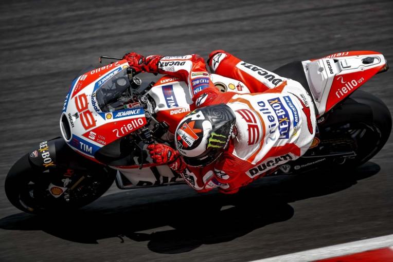 MotoGP | MotoGP:ロレンソ「マシンの限界を知るには時間が必要」/ドゥカティ勢セパンテスト2日目コメント