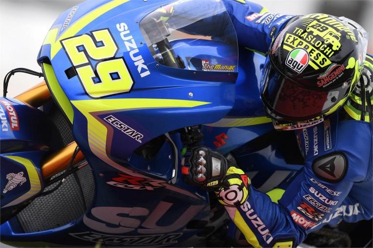MotoGP   MotoGP:イアンノーネ「自信を持って走れた」/スズキ勢セパンテスト2日目コメント