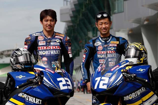 MotoGP   鈴鹿8耐:『モリワキMOTULレーシング』の名前が9年ぶりに復活!