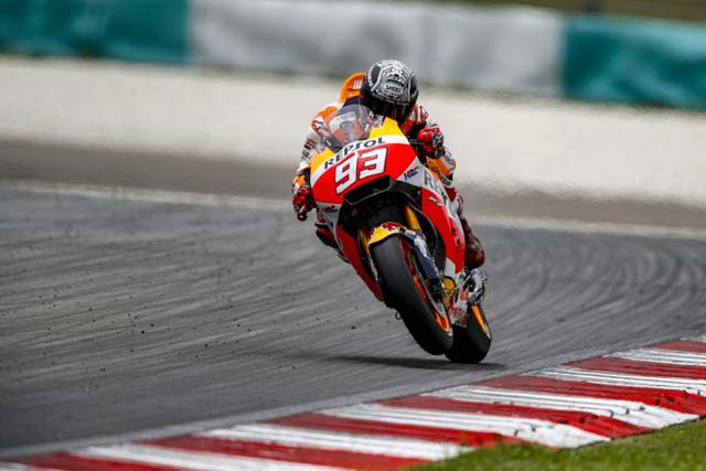 MotoGP   MotoGP:マルケス「まだ快適ではない」/ホンダ勢セパンテスト3日目コメント