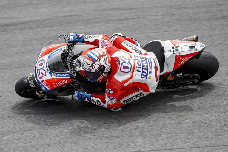 MotoGP   MotoGP:ドビジオーゾ「マシンのフィーリングは期待以上」/ドゥカティ勢セパンテスト3日目コメント