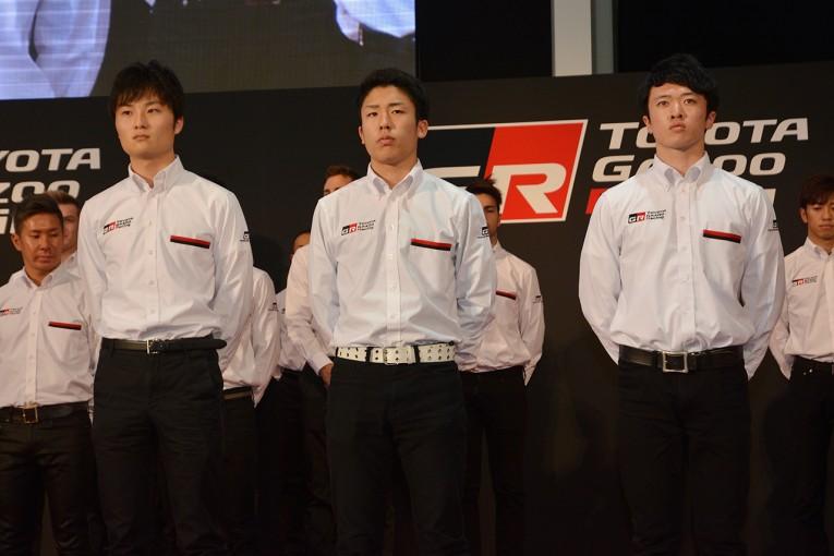 国内レース他 | TDPの活動計画発表。全日本F3のTEAM TOM'Sは坪井と宮田のコンビに