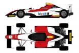 国内レース他   FIA-F4:TOM'S SPIRITが新カラー発表。今季も宮田&小高の体制で3連覇に挑む