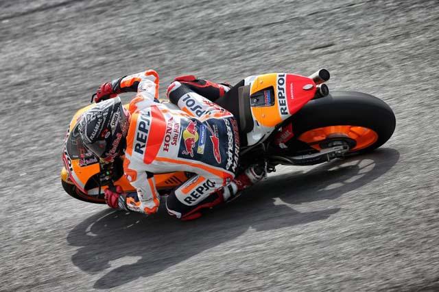 MotoGP   MotoGP:マルケス「ヤマハが大きな脅威」。ロレンソは「開幕戦で強い」と予想