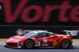 PPを獲得したマラネロ・モータースポートのフェラーリ488 GT3