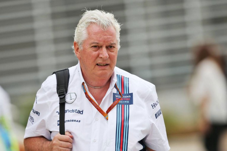 F1   ウイリアムズ離脱のパット・シモンズ、F1チームへの復帰は否定