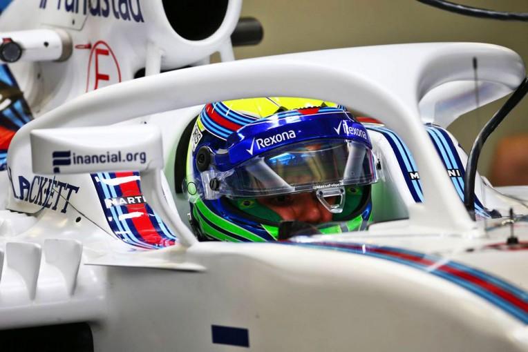"F1 | 18年に導入予定の頭部保護デバイス""ハロ""。F1ドライバーからの評価は「五分五分」"