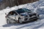 ラリー/WRC | 全日本ラリー:雪中の開幕戦は勝田が制すも、リザルトに異議提出で暫定扱い
