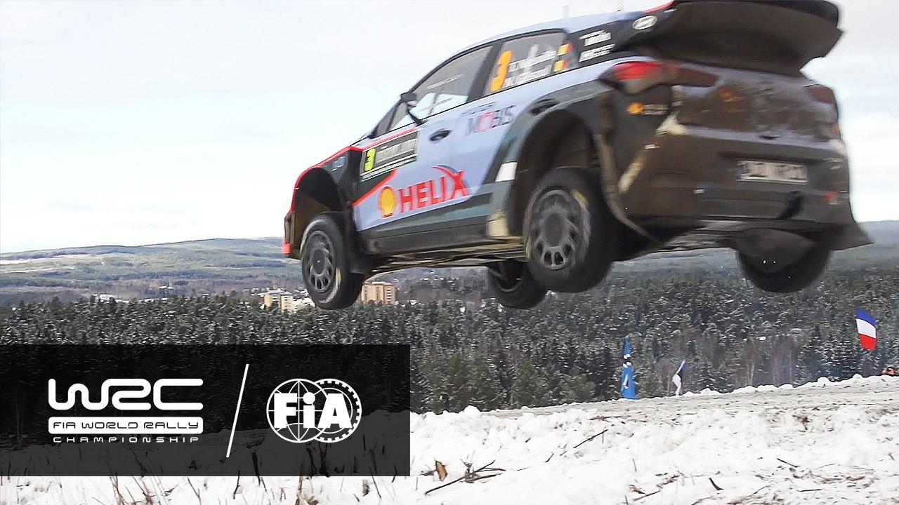 非公開: ラトバラ「第1戦と同じ成績は想定していない」/WRC第2戦スウェーデン事前コメント