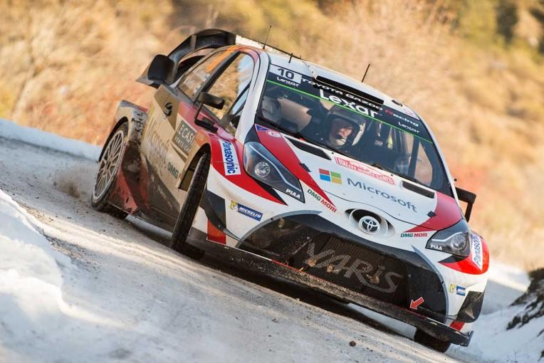 ラリー/WRC | ラトバラ「第1戦と同じ成績は想定していない」/WRC第2戦スウェーデン事前コメント