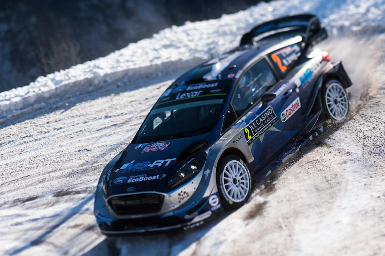 ラトバラ「第1戦と同じ成績は想定していない」/WRC第2戦スウェーデン事前コメント