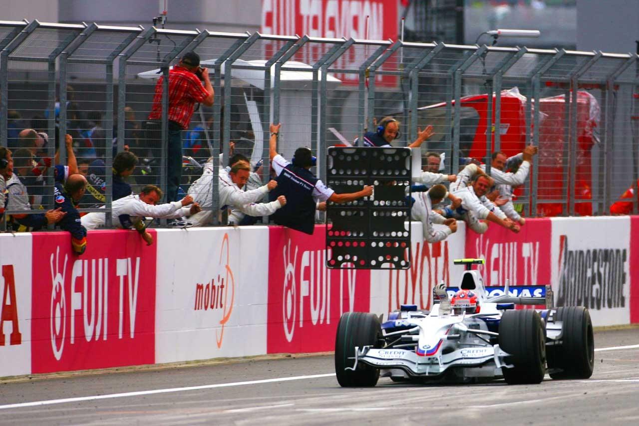「あのスリルをもう一度体感したい」ロバート・クビカ、F1マシンでのテストを望む