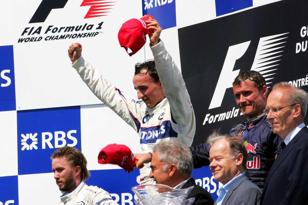 ロバート・クビカ(2008年F1カナダGP)