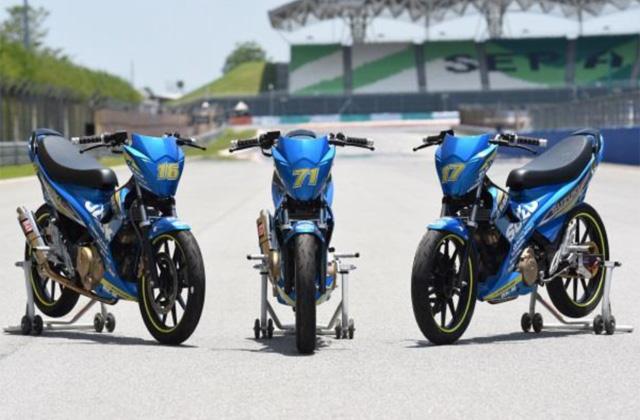 チームカガヤマが日本初のレンタルバイクによるスプリントレースを開催