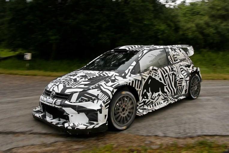ラリー/WRC | WRC:FIA、17年型フォルクスワーゲン・ポロR WRCの参戦を認めず