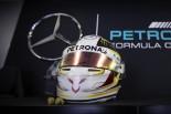 2016年ロシアGP ルイス・ハミルトンのヘルメット