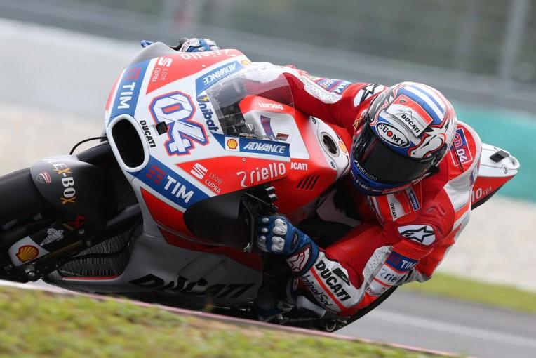 MotoGP | MotoGP:ウイングレット廃止でマシンのコーナリングが改善したとドビジオーゾ