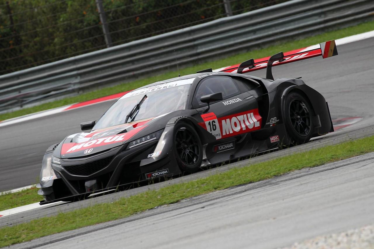 スーパーGTセパンテスト:最終日はKONDOの24号車最速で終える
