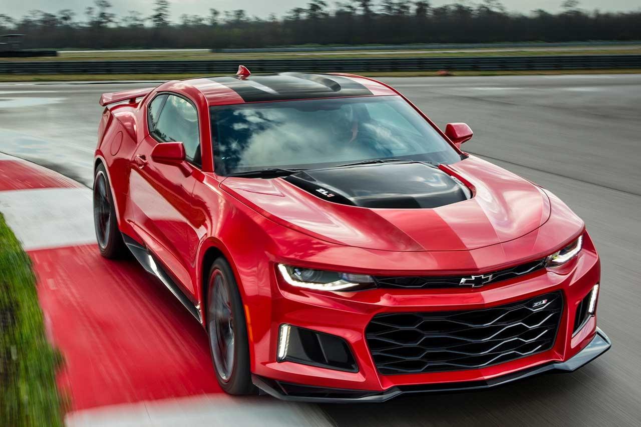 シボレー、GT4マシンの新モデル『カマロGT4.R』開発をアナウンス