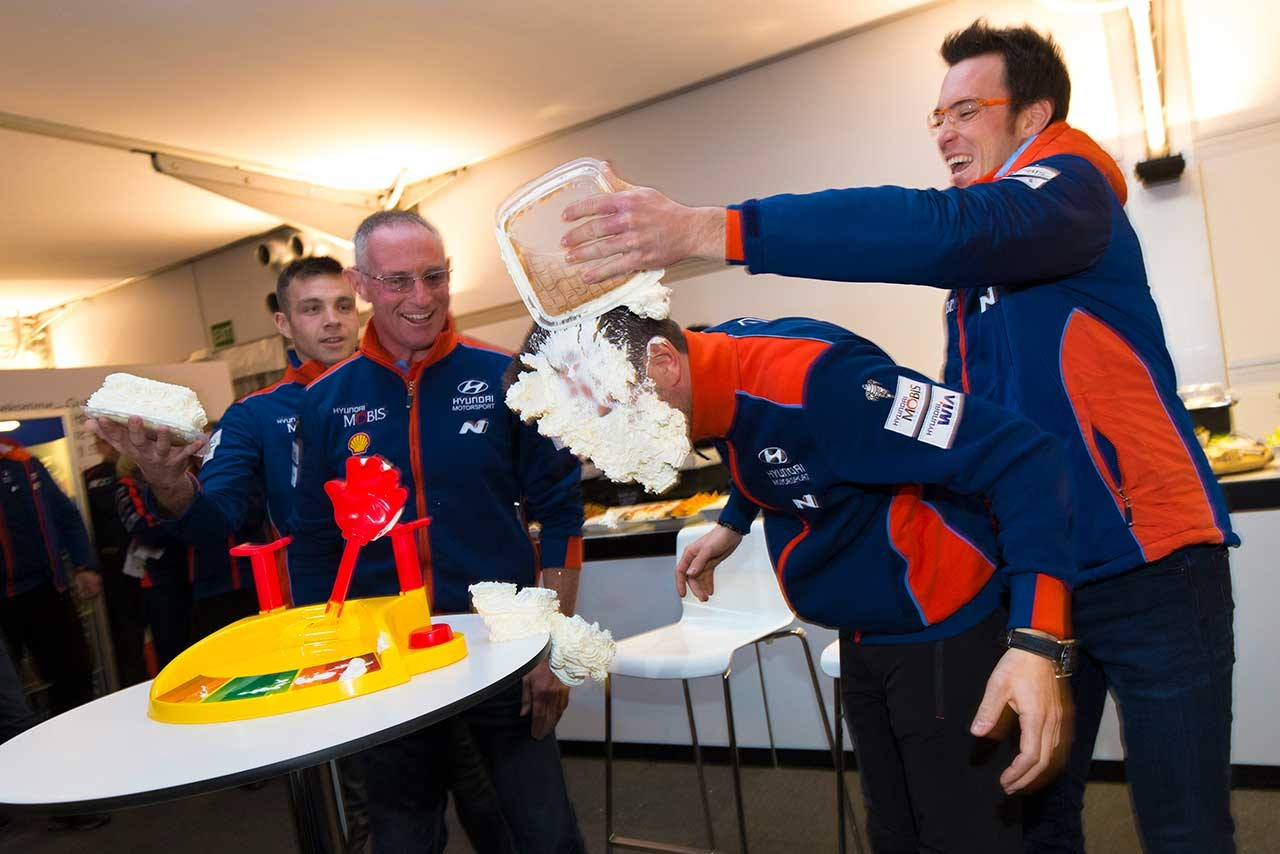 世界ラリー選手権第2戦スウェーデン