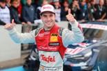 ミゲル・モリーナは17年、アウディのDTMドライバーラインアップから漏れた