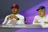 F1 | メルセデスF1「ボッタス&ハミルトンはバランスの取れたペア」