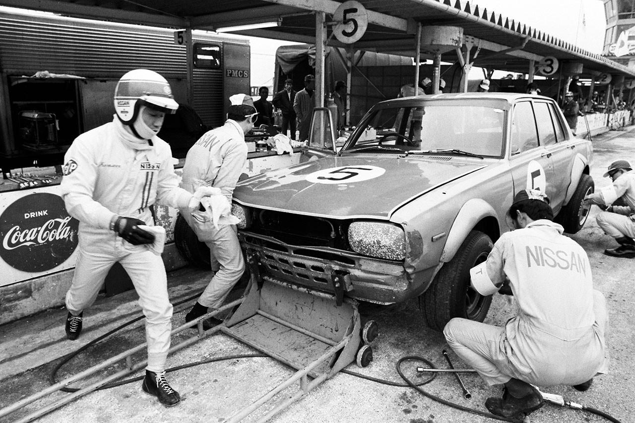 『栄光の52勝』GT-R伝説のはじまり。ニスモHPでレーシングGT-Rの歴史Vol.2掲載