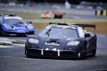 1995年ル・マン24時間レースを制したマクラーレンF1 GTR