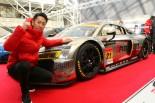 スーパーGT | 「確実にチャンスを活かし、タイトル争いを」GT300に復帰の柳田が意気込みを語る