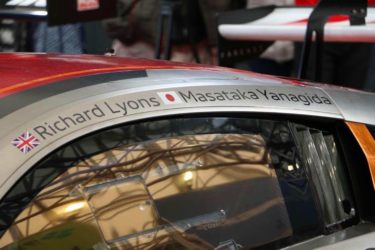 「確実にチャンスを活かし、タイトル争いを」GT300に復帰の柳田が意気込みを語る