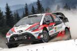 ラリー/WRC | ヒュンダイが首位浮上。ラトバラ2番手/【順位結果】世界ラリー選手権第2戦スウェーデン SS8後