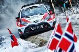 ラリー/WRC | 【動画】トヨタの激闘をもう一度。WRC第2戦スウェーデン ダイジェスト