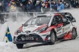 ラリー/WRC | WRC:好調トヨタ、総合2番手維持も「本当に大変なのはこれから」とマキネン