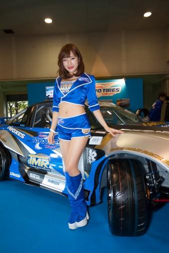 レースクイーン   日比ゆり(Team TOYO TIRES DRIFT)