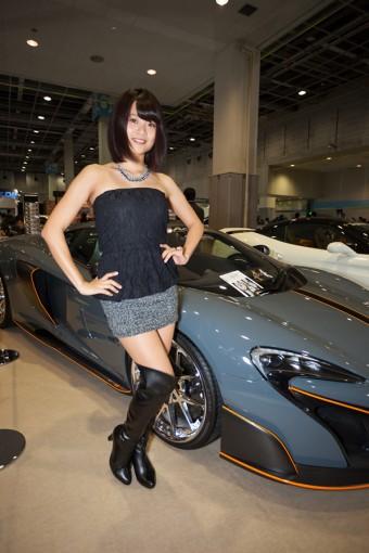 レースクイーン | 小日向萌(SAccess Total Car Shop)