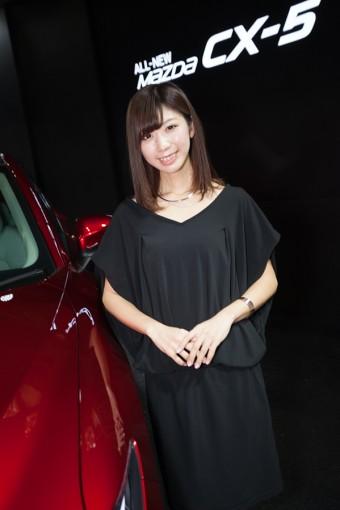 レースクイーン | 生田ちむ(MAZDA)