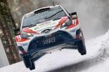 ラリー/WRC | トヨタが総合首位奪還/【順位結果】世界ラリー選手権第2戦スウェーデン SS15後